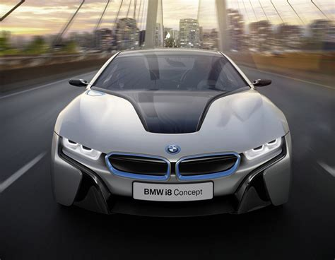 concept bmw i8 bmw i8 concept plug in hybrid sports coupe full details