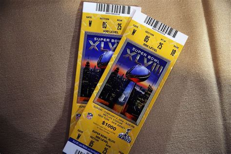 superbowl tickets how much money will it cost nfl fans to attend super bowl