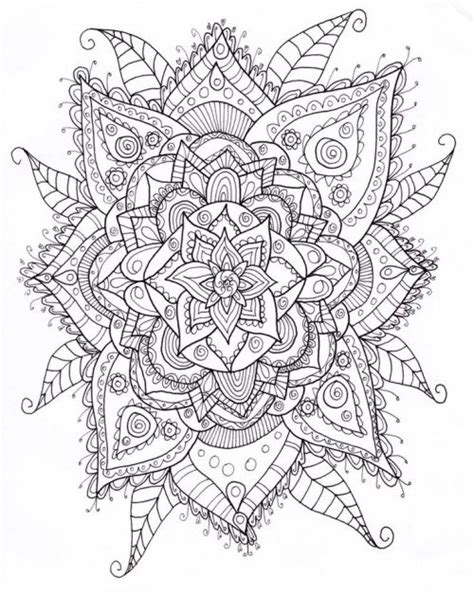 coloring pages adults tumblr mandala coloring pages tumblr