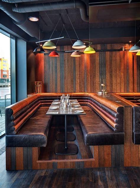 restaurant booth radisson blu riverside  doos