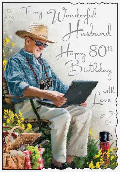 husband birthday card