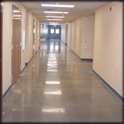 Concrete Polishing Services; Polished Concrete Coatings