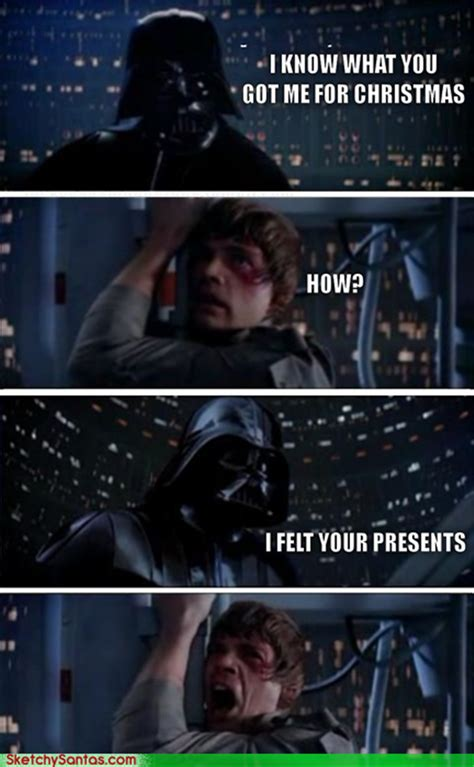 Star Wars Christmas Meme - funny christmas pictures star wars funny pictures dump
