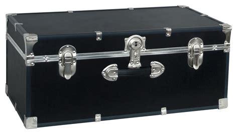 home decor trunks seward stackable black foot locker home home decor