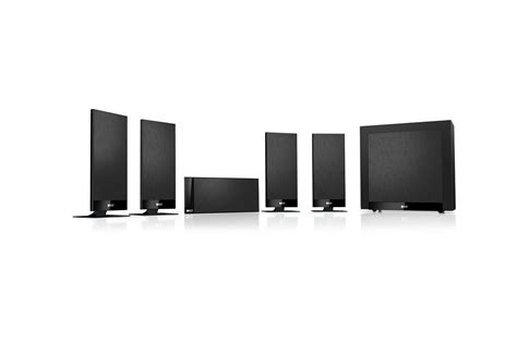 Kit Subwoofer Home Theater Un 021 sistema home theater kef 5 1 t105