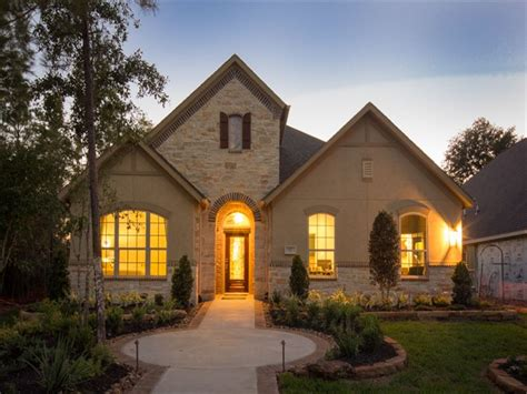 woodforest ryland model home