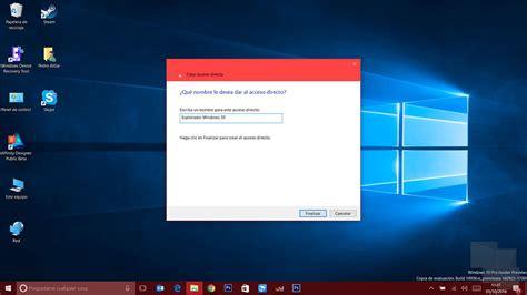 ver imagenes windows 10 como habilitar el nuevo explorador de archivos de windows