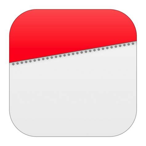 Calendar Empty Calendar Blank Icon Ios7 Style Iconset Iynque