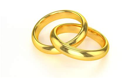 Wedding Animation Hd by 3d Animated Wedding Rings In Hd1080 Stock Footage