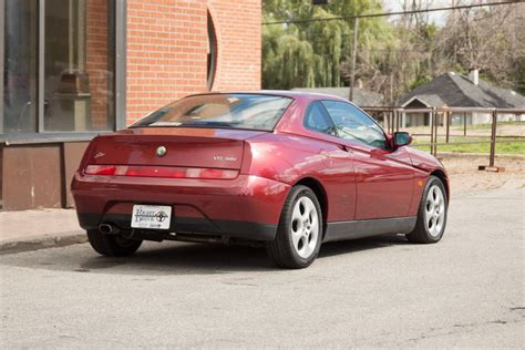 Alfa Romeo For Sale In Usa by 1997 Alfa Romeo Gtv For Sale Rightdrive Usa