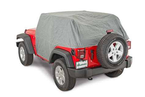 Jeep Jk Cab Cover Rage Products 11181 1120 4 Layer Cab Cover For 07 17