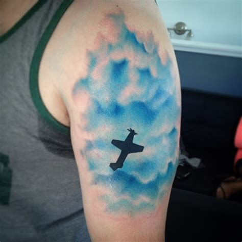 150 amazing cloud tattoos and meanings april 2018