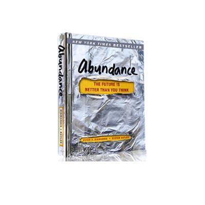 145161683x abundance the future is better podcast 355 abundance the future is better than you
