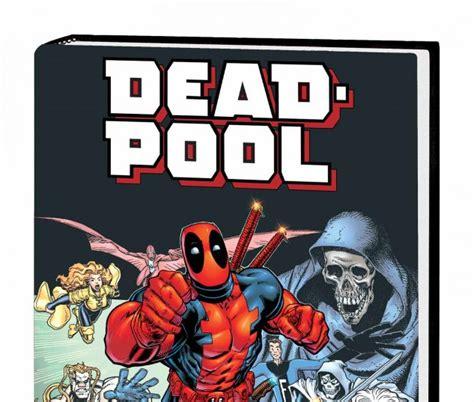 x classic omnibus deadpool classic omnibus vol 1 hardcover comic books