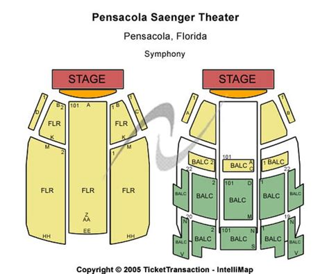 saenger theatre seating capacity saenger theatre tickets in pensacola florida saenger
