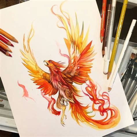 phoenix tattoo designs tumblr tatouage phoenix femme signification emplacements et