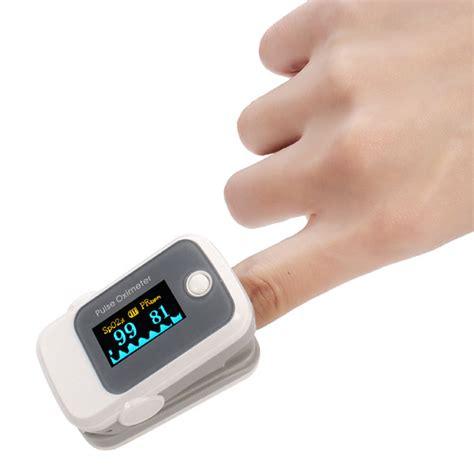 Pulse Oximeter Spo2 Rate fingertip pulse oximeter spo2 blood oxygen saturate