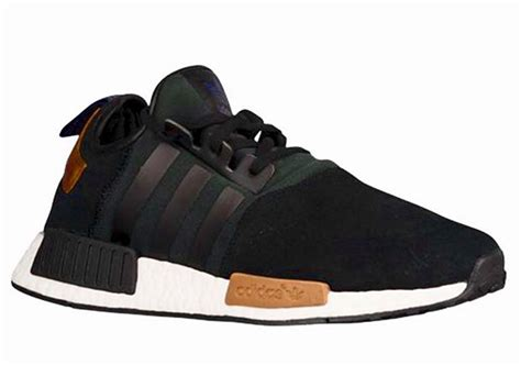 Ori Adidas Nmd R1 Premium adidas nmd r1 coming in suede and leather sneakernews