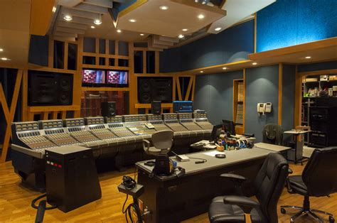 Design Your Own Modern Home file control room at crescente studio jpg wikimedia commons