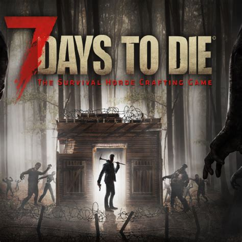 Painting 7 Days To Die by 7 Days To Die Review Graphics And Controls Kill This