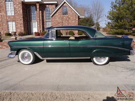 1956 Chevrolet 4 Door Hardtop For Sale by 1956 Chevy 210 4 Door Hardtop
