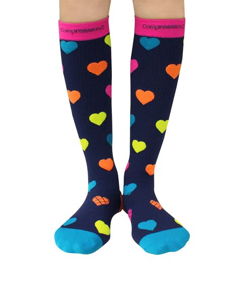 colorful compression socks for nurses 84 seriously compression socks for nurses