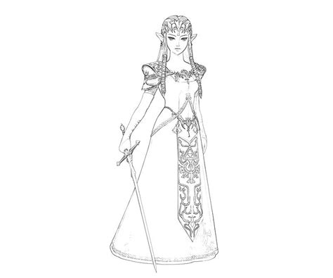 princess zelda sword jozztweet