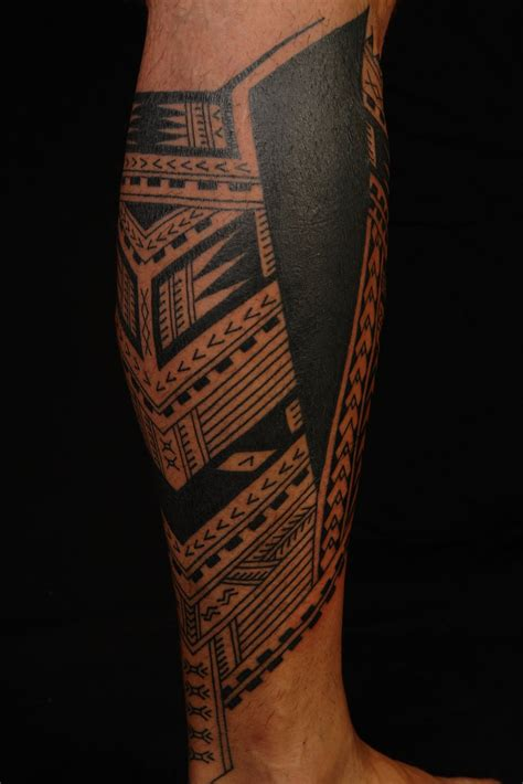 samoan leg tattoo designs 54 tattoos collection