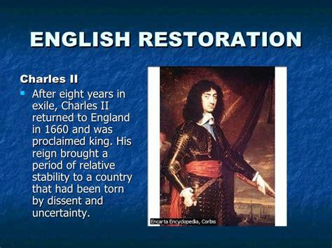 week 7 rebellion restoration unrest