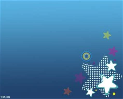 stars background for powerpoint