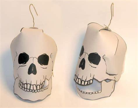 How To Make A Skeleton Out Of Paper - doo wacka doodles make your own lost skeleton returns