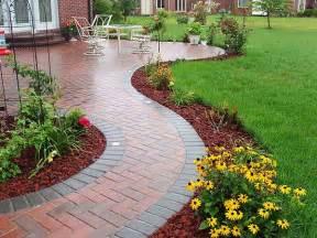 patio border ideas garden edging black plastic ideas with how install