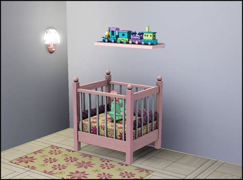 sims 3 toddler bed mod the sims quot little sister quot crib 1 tile