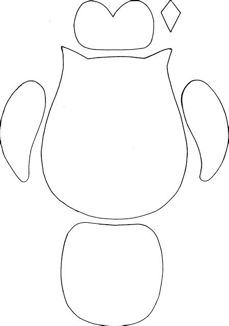 small owl template 3 zzz s for me challenge owl make you