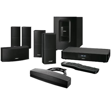 bose 174 cinemate520 cinemate 174 520 home theater system with