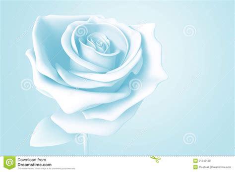light blue and white roses 3d light blue rose stock illustration illustration of
