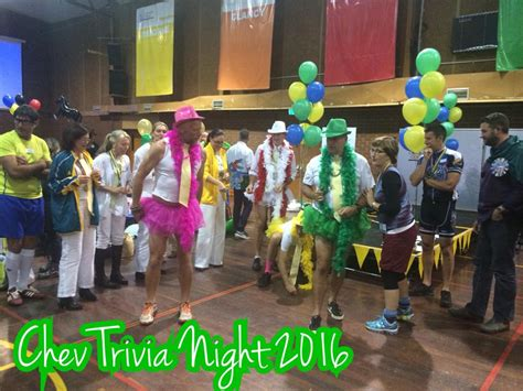 quiz theme night olympic efforts at chev trivia night in rio chevalier