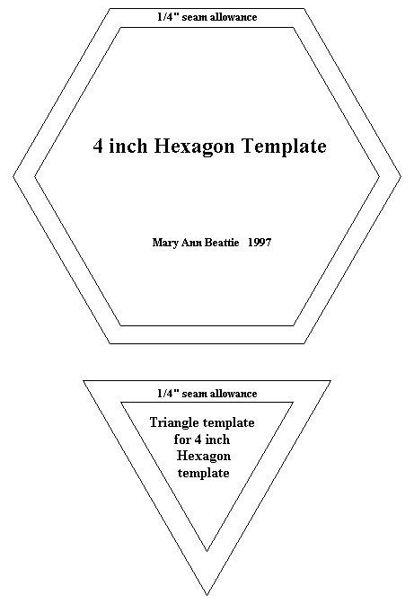 hexagon templates for quilting free lovely hexagon template for quilting quilt pattern designs