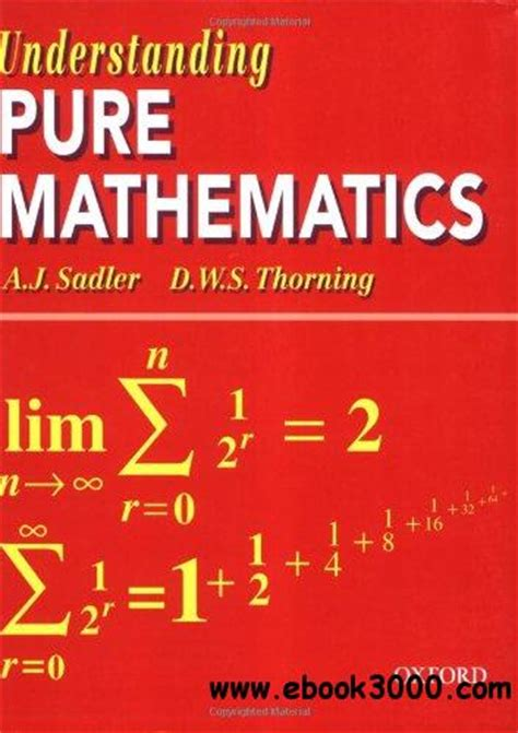 Book Of Understanding understanding mathematics free ebooks