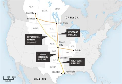 keystone pipeline map what you need to about the keystone xl pipeline npr