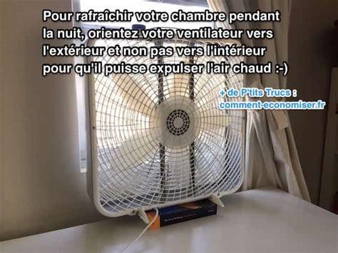 Baisser Temperature Chambre De Culture by Pour Rafra 238 Chir Votre Chambre La Nuit Orientez Votre