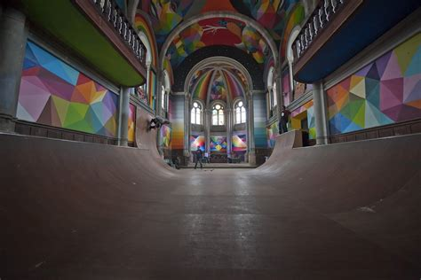 Kaos Cek Out quot kaos temple quot by okuda in llanera asturias