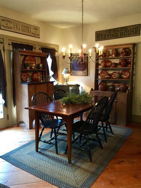 primitive dining room my style primitive primitive