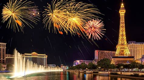 guide to celebrating new year s las vegas
