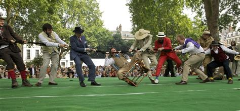 The Chap Olympiad A Spiffing Affair by Pictures And News From The Chap Olympiad 2014 Londonist