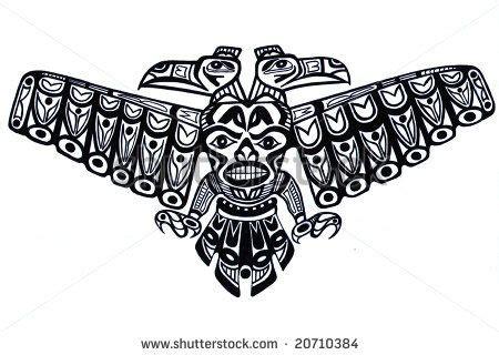 tribal totem pole tattoo designs totem pole designs totem tatoos
