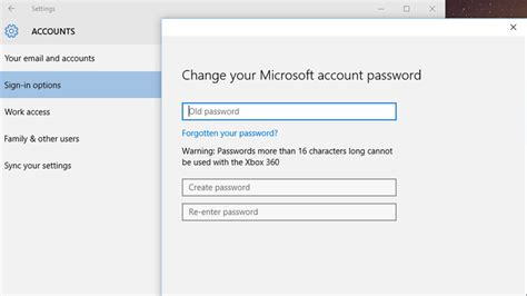 can pass be used on pc how to change your password in windows 10 tech advisor