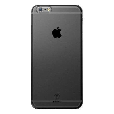 Baseus Fresh For Iphone 6 Plus 6s Plus Black baseus for iphone 6 plus 6s plus ultra thin coverage pp material protective cover