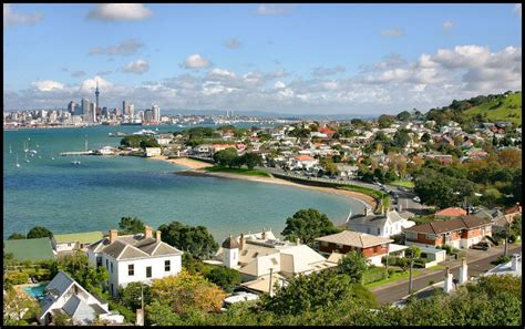 devonport of auckland a photo from auckland island