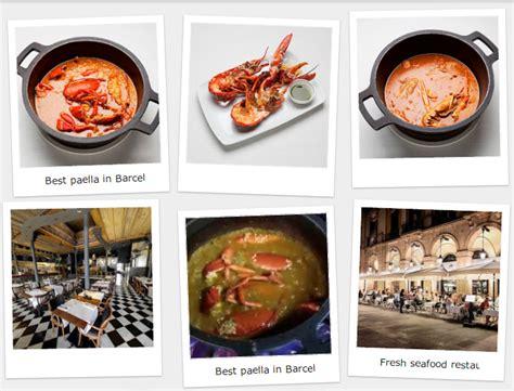 the best paella in barcelona mariscco best paella barcelona